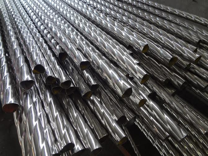 Stainless Steel Twisted Tube Shunto Steel Industries Sdn